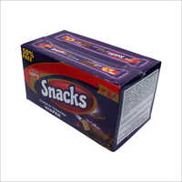 Snacks Time Choco Coated Wafer Biscuit