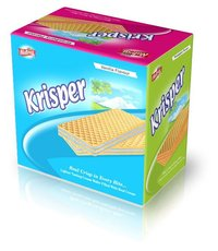 Krisper Cream Wafer Biscuit