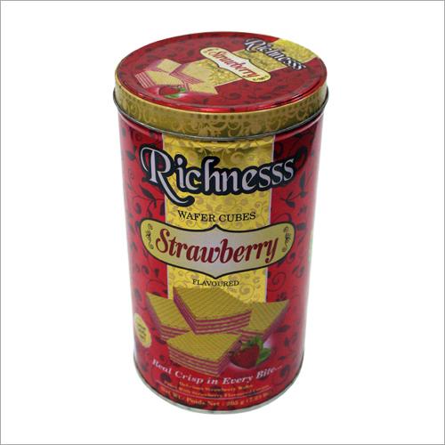 Richness Strawberry Premium Cream Wafer Biscuit