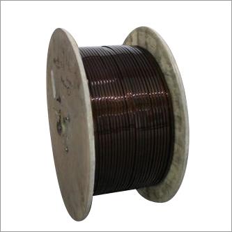 Industrial Enamelled Rectangular Flat Aluminium Strips