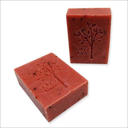 Creamy Rose Bar Handmade Soap