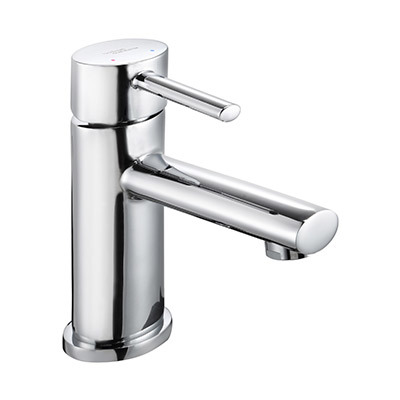 Single Lever Basin Mixer wo Popup Waste