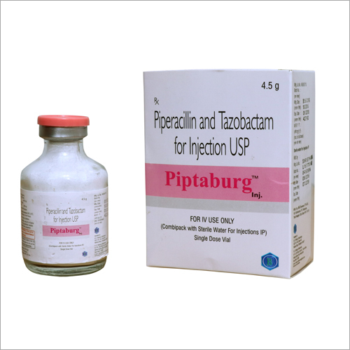 piperacillin & tazobactam sodium