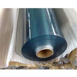 Flexible PVC Clear Sheet