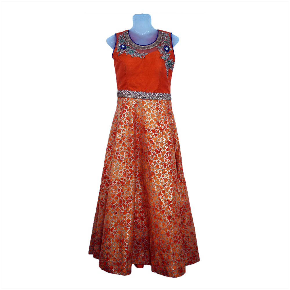 Ladies Stylish Long Dress