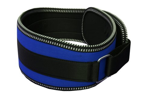 APRODO Imported Back Support Weight Lifting Belt - Gym Belt FITNESS