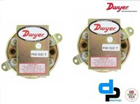 Dwyer 1900 Series Compact Low Differential Pressure Switches