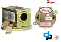 Dwyer 1910-00 Compact Low Differential Pressure Switch