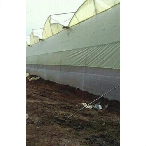 Prefab Poly Greenhouse Structure