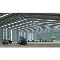 Industrial Roofing Shade