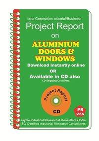Aluminium Doors and Windows manufacturing PR eBook