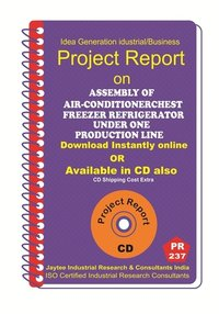 Assembly Of Air Conditioner Chest Freeezer refrigerator eBook