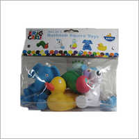 Hot Sale Promotional Bath Squirt Toy Set for Baby