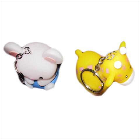 Flashing Toys Key Ring