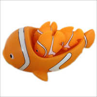 2018 Hot sale  toy plastic clownfish set
