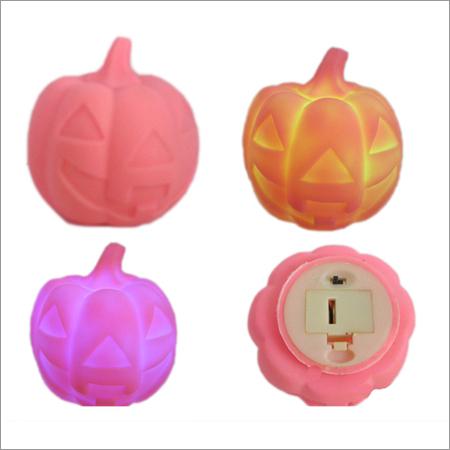 led light artificial halloween pumpkin for decoration