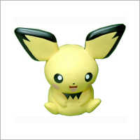 wholesales PVC Pikachu Coin Bank