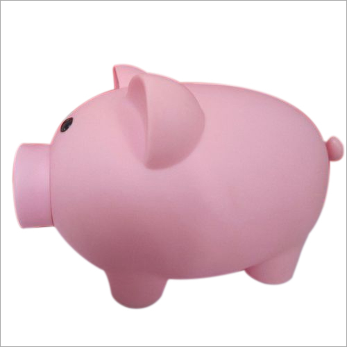 Plastic Coin Bank