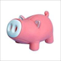 Promotional gift handmade piggy bank