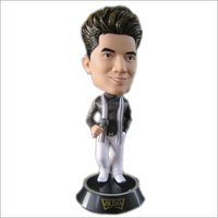 Famous People Figure  Bobble Head