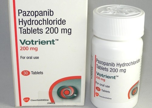 Pazopanib Hydrochloride Tablet