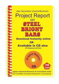 Steel Bright Bars manufacturing Project Report Ebook