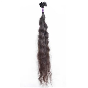 Human Hair Extension Clip in