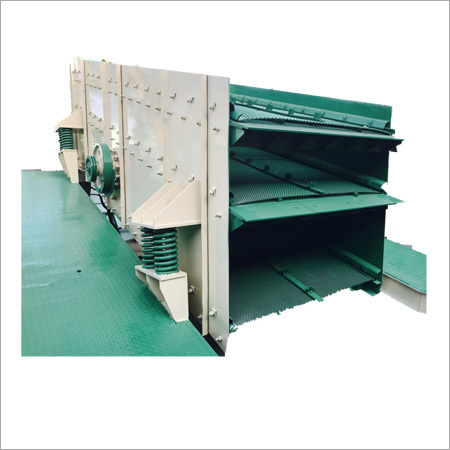 Vibrating Screen Machines