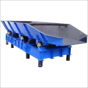 Reciprocating Tray Feeder