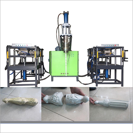 ABS Furniture Legs Blow Molding Machine
