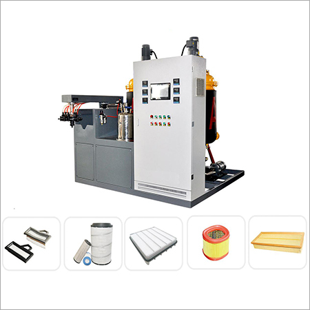 PU Air Filter Casting Machine