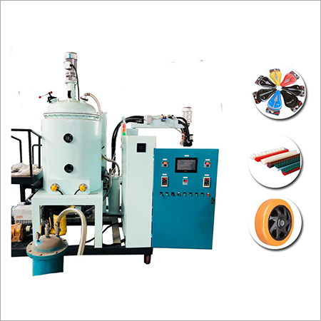 PU Elastomer Casting Machine