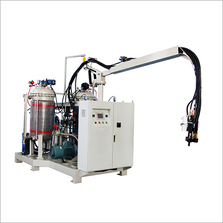 PU High Pressure Foaming Machine