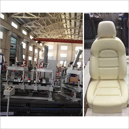 PU Car Seat Production Line