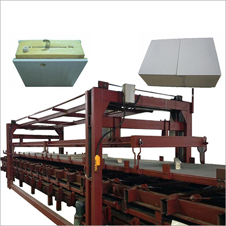 PU Cold Storage Panel Production Line
