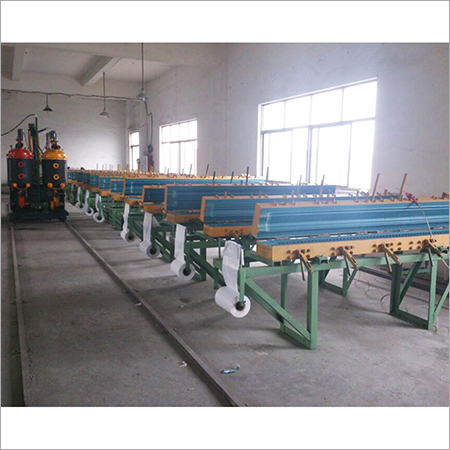 PU Cornice Production Line