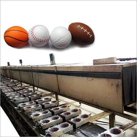 PU Elastic Ball Production Line