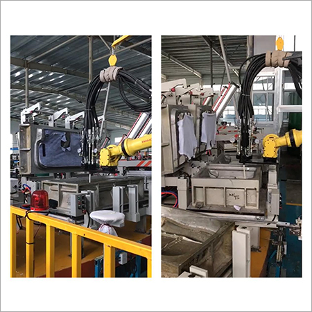 PU Pillow Production Line