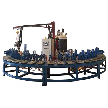 PU Shoe Production Line