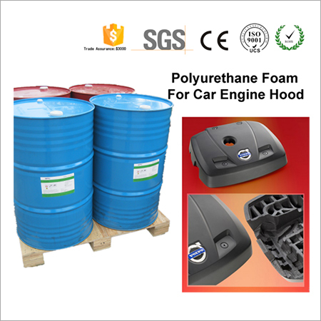 Engine Hood PU Self-skinning Foam