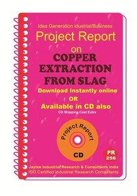 Copper Extraction From Slag manufacturing Project Report Ebook