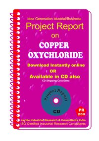 Copper Oxychloride manufacturing Project Report Ebook