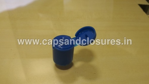 Threaded Long Flip Top Cap