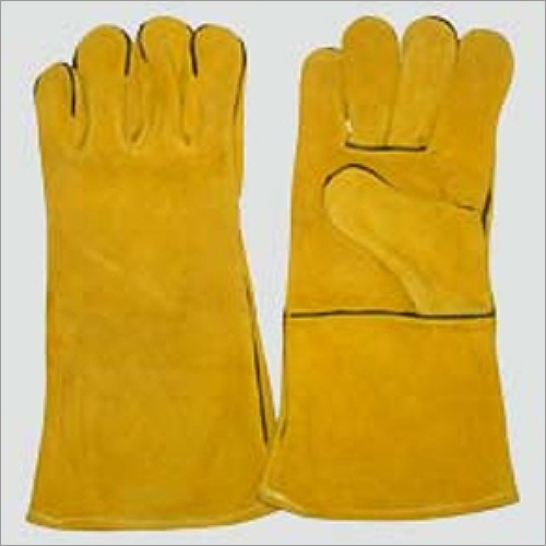 Protective Welders Gloves
