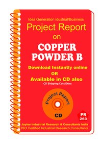 Copper Powder B manufacturing Project Report Ebook