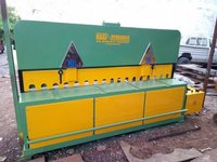 sheet shearing machine