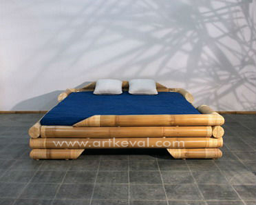 Elegant Bamboo Bed