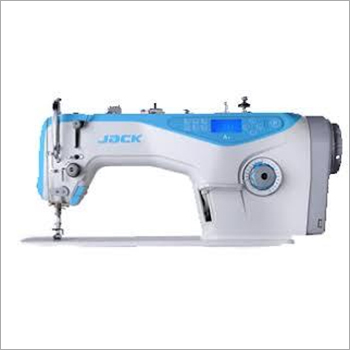 Direct drive single needle lock stitch machine