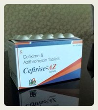 CEFIXIME AZITHROMICIN TABLETS