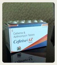CEFIXIME+AZITHROMICIN